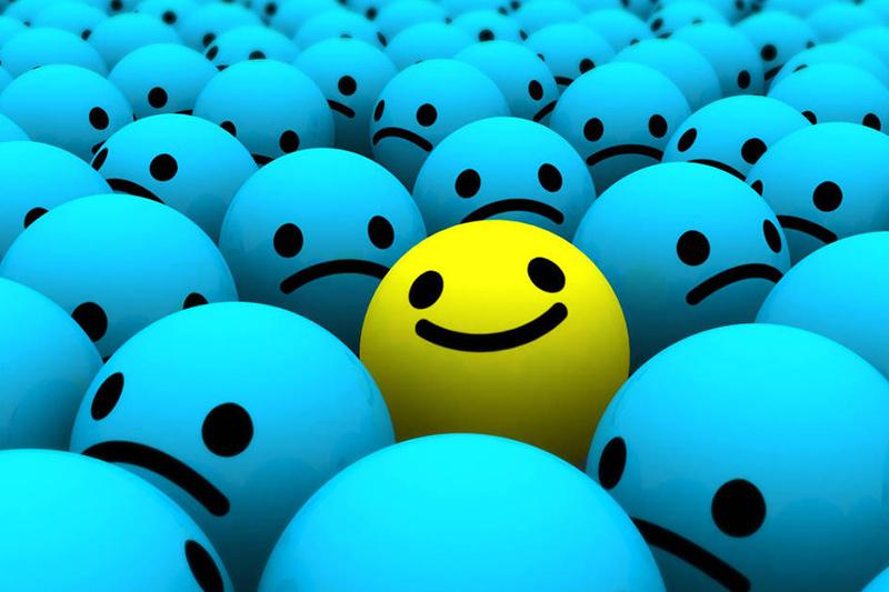 consejos para pensar en positivo