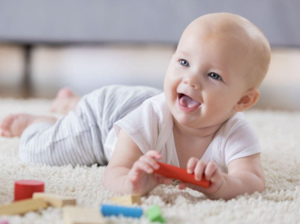 formas de gateo de los bebes