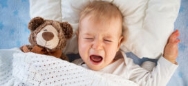 Terrores nocturnos en bebés a partir de 1 año