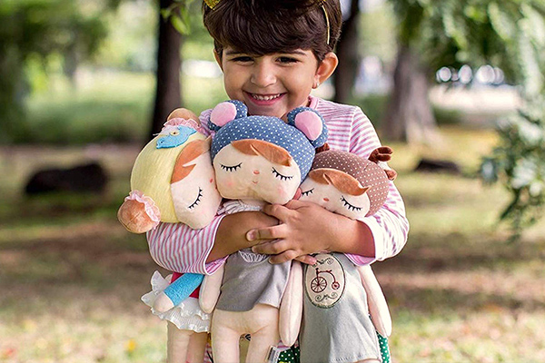 por qué jugar con muñecas
