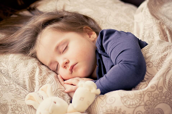 sintomas de espanto en bebes