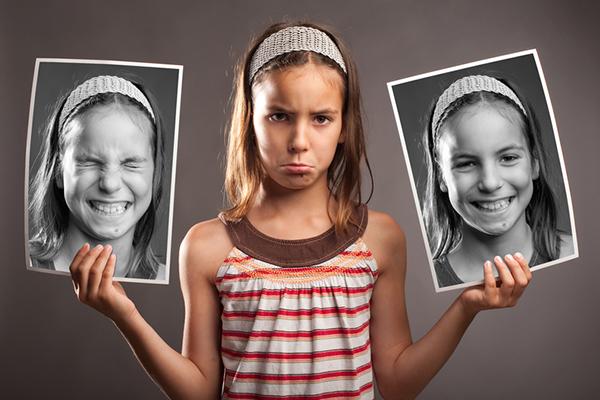 trastorno disociativo en niños sintomas