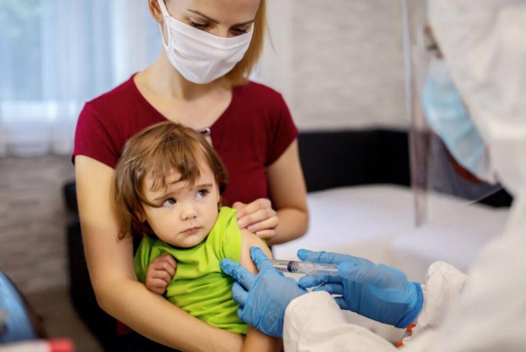 vacunas en niños españa