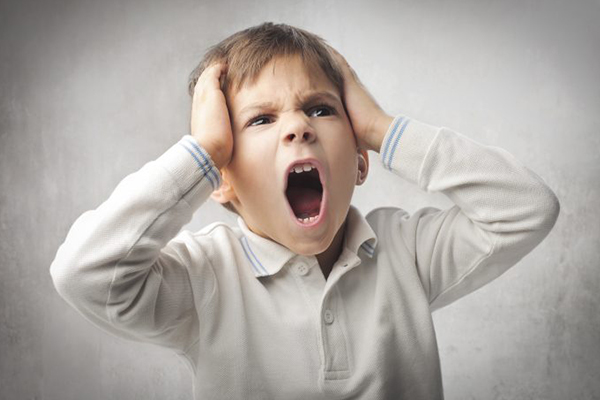 ataques de rabia en niños