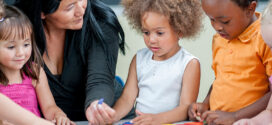 Actividades para niños con discapacidad visual en el aula