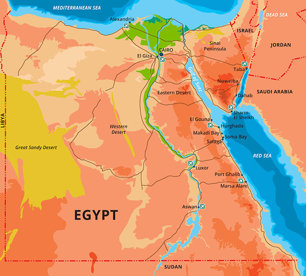 historias de egipto para niños