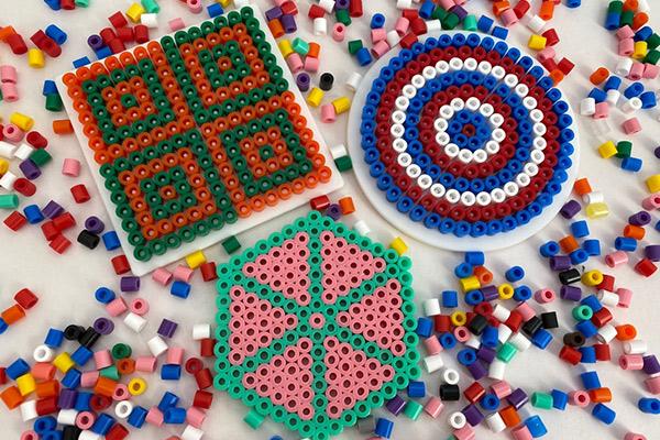 que hacer con hama beads