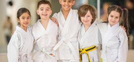 Artes marciales para niños; ¿cuál es la mejor?