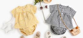 Dónde comprar ropa de bebé barata y bonita