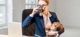 Vuelta al trabajo; ¿Cómo mantener la lactancia materna?