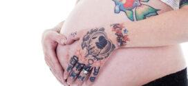 ¿Me puedo hacer un tatuaje estando embarazada?