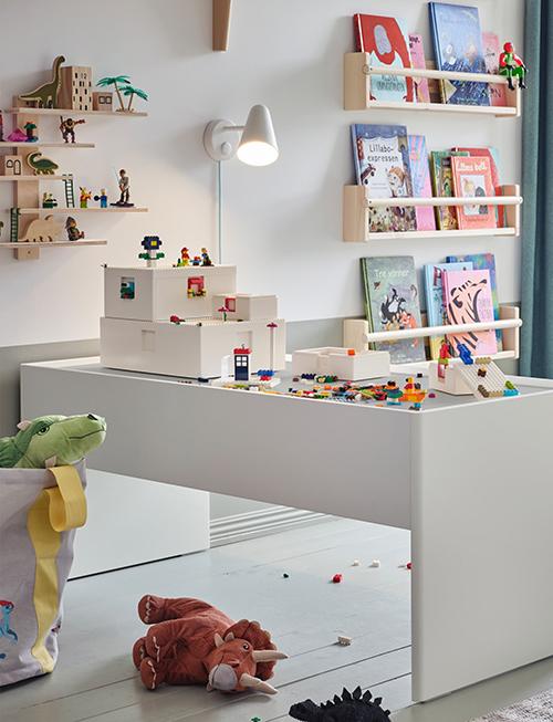 como decorar una habitacion de niño