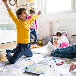 juegos para hacer en casa con niños