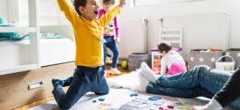 13 retos para hacer en casa para niños