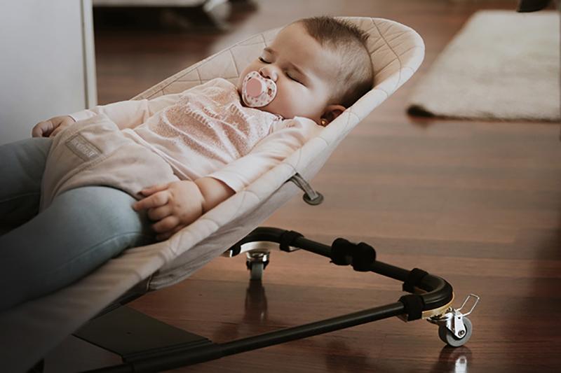 cuando poner al bebe en la hamaca