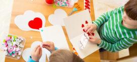 San Valentín con niños; 5 Ideas para divertirse en casa