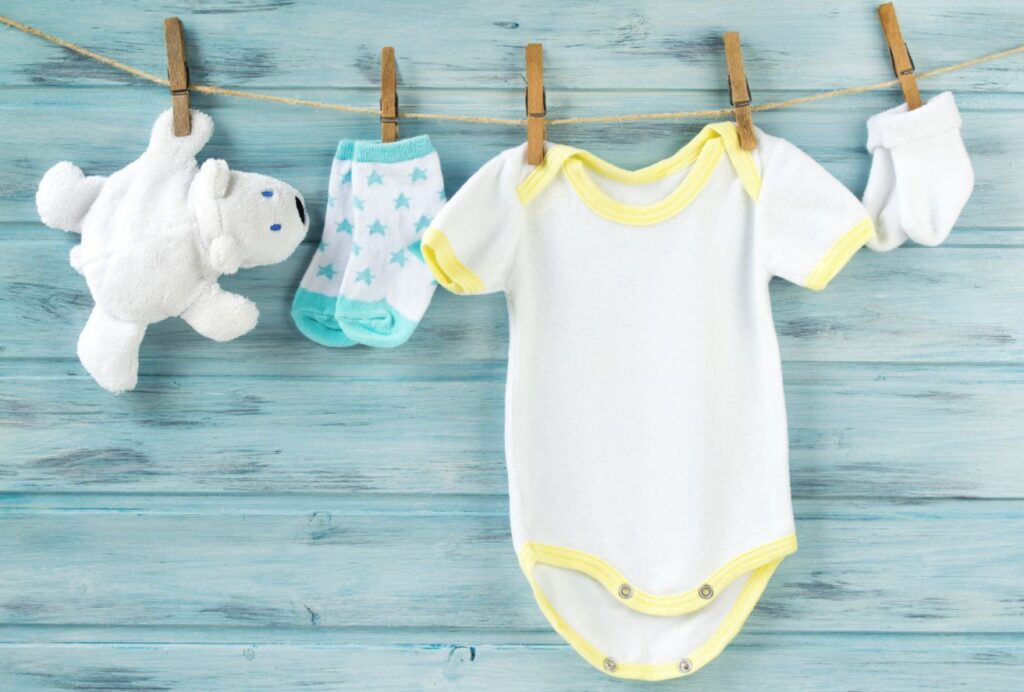 que ropa comprar para un bebe