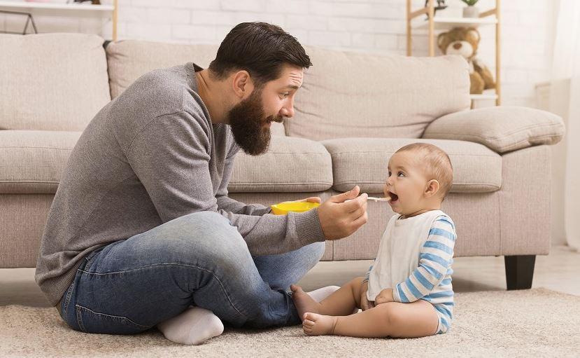 trucos para alimentar al bebé