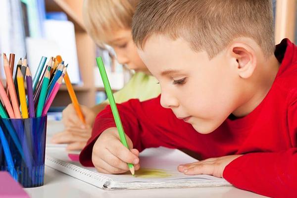 trabajar la grafomotricidad en niños