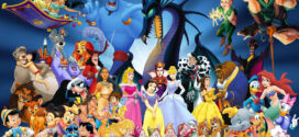 Listado de películas Disney de dibujos