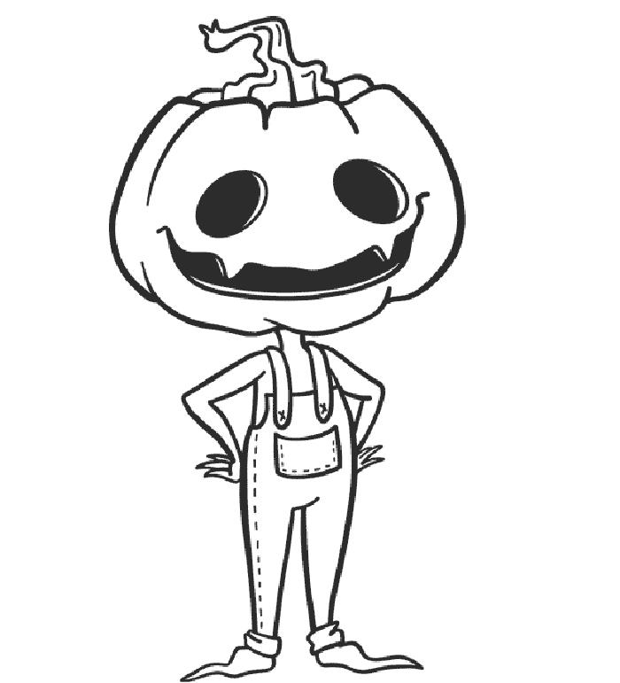 dibujos halloween para colorear e imprimir