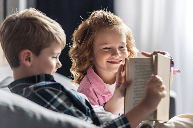 libros que enganchan para niños