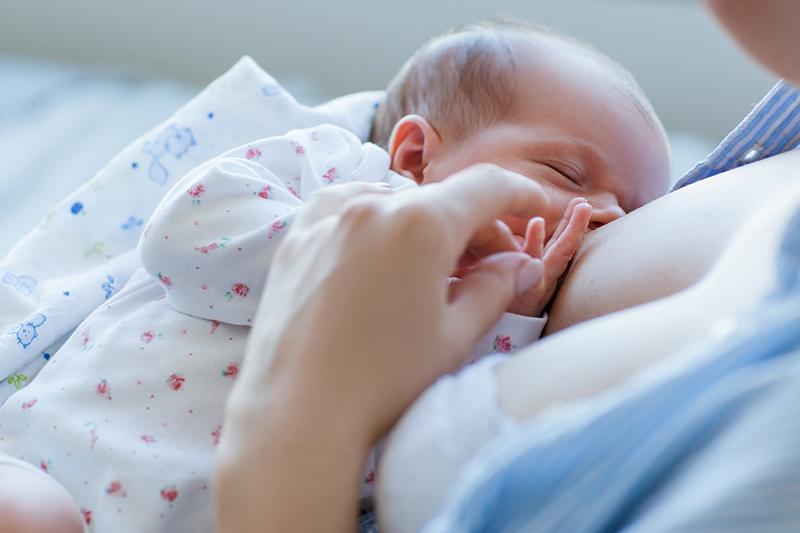 subir la leche materna