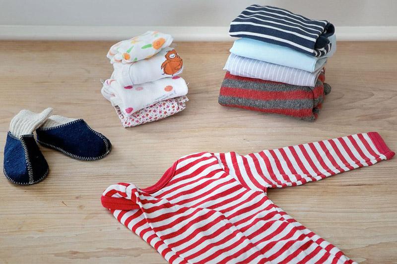 ahorrar en ropa de bebé