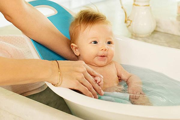 bañera de plastico bebé