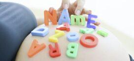 6 consejos para elegir el nombre del bebé
