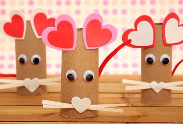 cómo celebrar San Valentín con niños