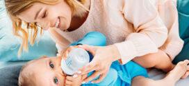 Cómo hacer el destete progresivo del bebé