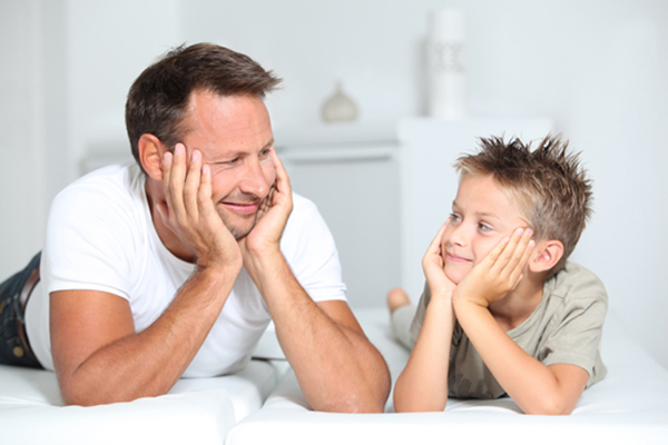 como explicar que los reyes son los padres