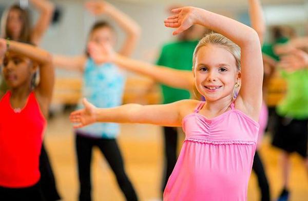 coreografias para niños zumba
