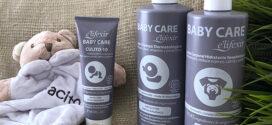 Cosmética natural certificada para bebés; ¡Descubre Baby Care e'lifexir!