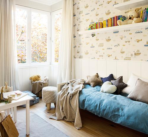 decoraciones de habitaciones infantiles
