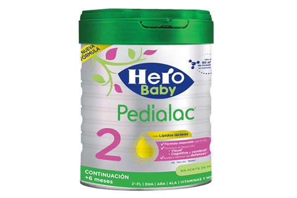 fórmula infantil hero baby