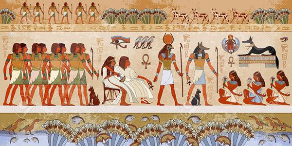 fotos de egipto antiguo faraones