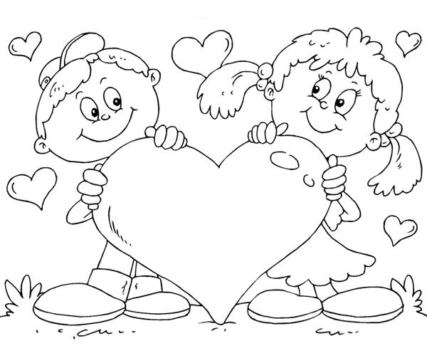 historia de san valentin para niños