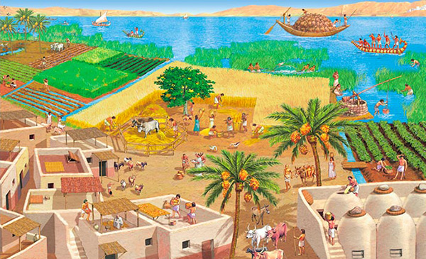 juegos de egipto para niños