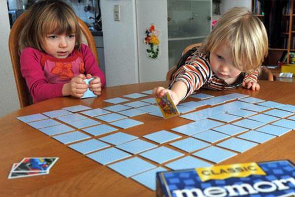 juegos para niños en casa de 3 años