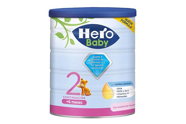 leche para bebé recomendada
