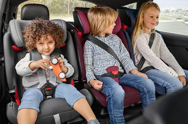 sillas niños coche normativa