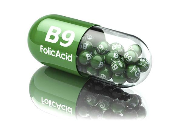 suplementación ácido fólico