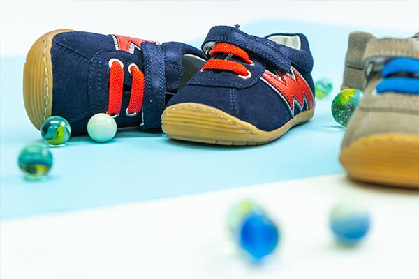 zapatos para guarderia