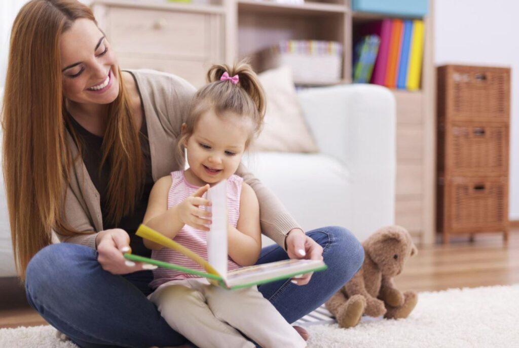 que libro infantil escoger segun la edad del niño
